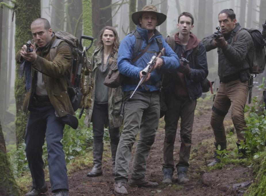 Kirk Acevedo, Keri Russell, Jason Clarke, Kodi Smit-McPhee, Enrique Murciano | Źródło: imdb.com