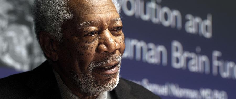 Morgan Freeman | Źródło: filmweb.pl