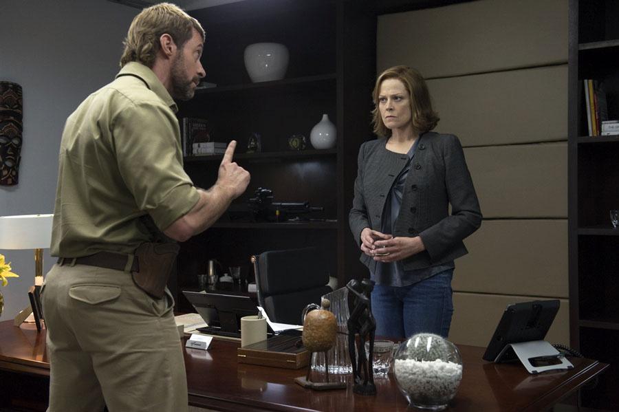 Hugh Jackman, Sigourney Weaver | Źródło: filmweb