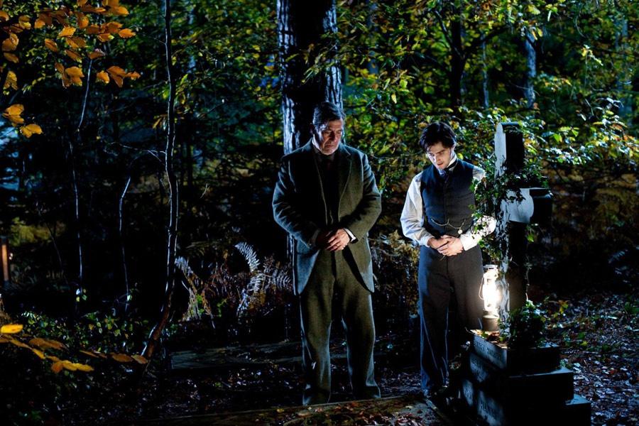 Ciarán Hinds, Daniel Radcliffe | Źródło: filmweb