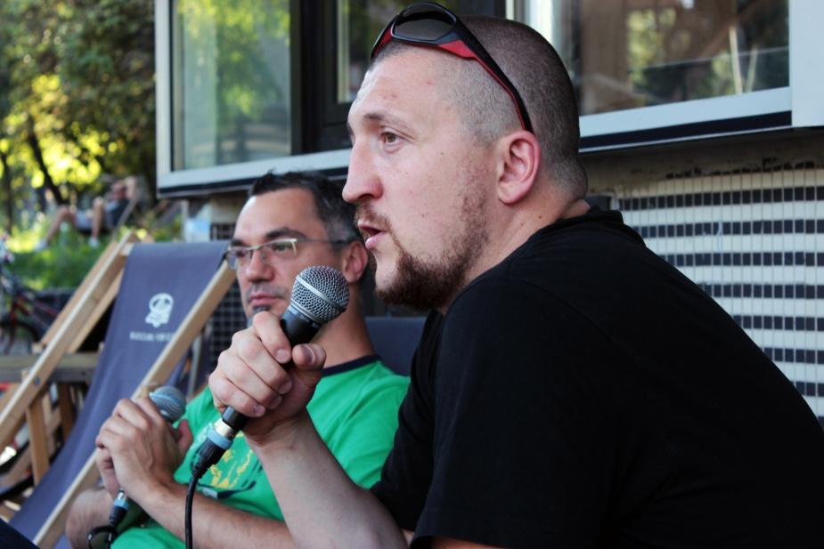 Mateusz Trąbiński opowiada o wydawaniu komiksów