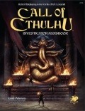 Call of Cthulhu 7th Edition – Investigator Handbook