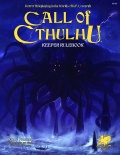 Call of Cthulhu 7th Edition - Keeper Rulebook