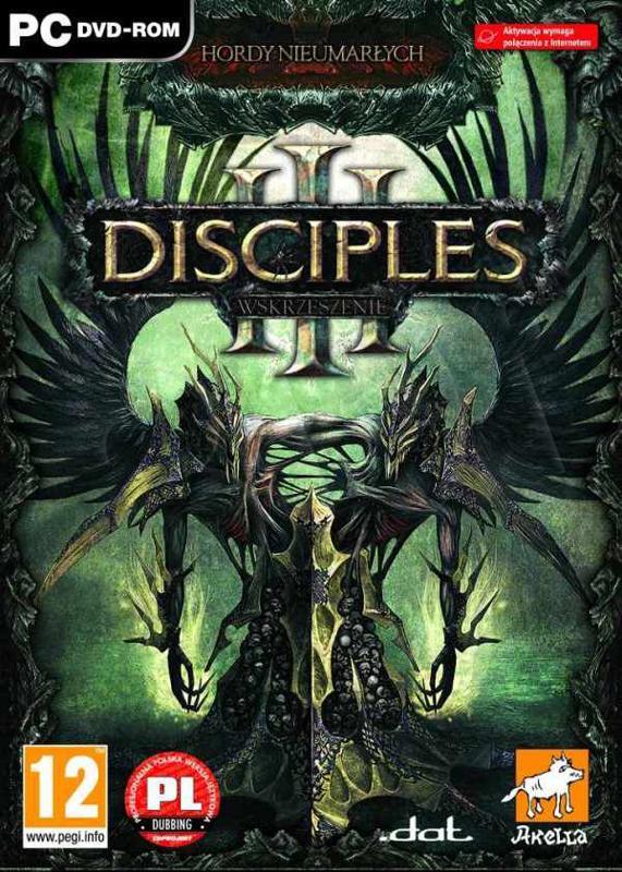 Название: Disciples 3 - Орды нежити (коллекционное издание) - Польша Просмо