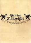 Goniec Altdorfski #4
