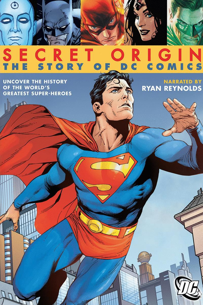 Secret Origin: The story of Dc Comics [DVD 5]