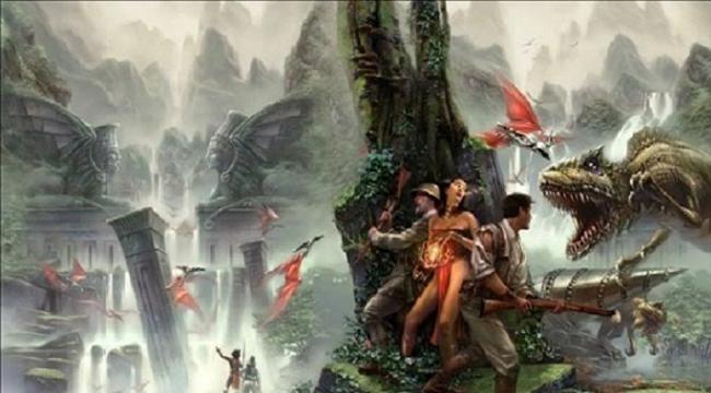 Indiana Jones i Pusta Ziemia