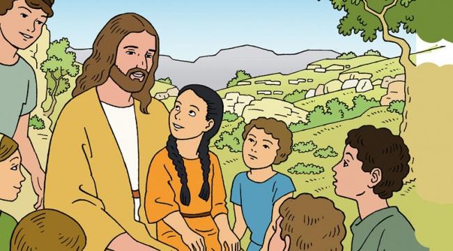 Biblia w formie atrakcyjnej dla najmłodszych