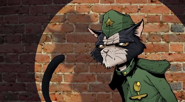 Nie taki kot niesłychany, jak go malują
