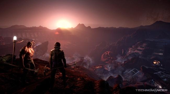 Decyzje na Czerwonej Planecie