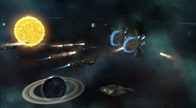 Space opera w trzech aktach