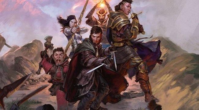 Mistrzowie oręża, losowe postacie i gorliwi wyznawcy