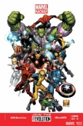 Recenzuj Marvel NOW!