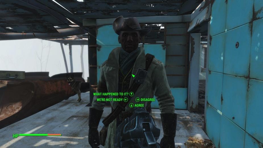 Fallout 4 Skyrim Postapo Recenzja Gry Pc Poltergeist