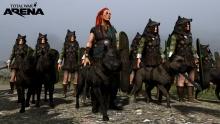 Boudicca w Total War: Arena