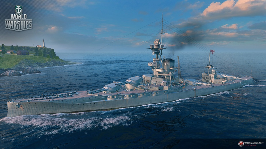 Jeden z brytyjskich niszczycieli