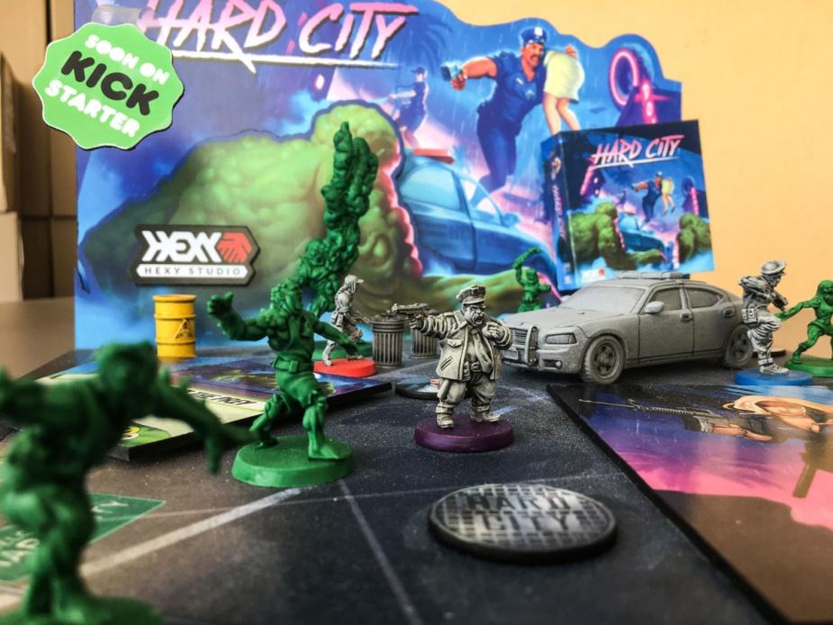 Hard City.