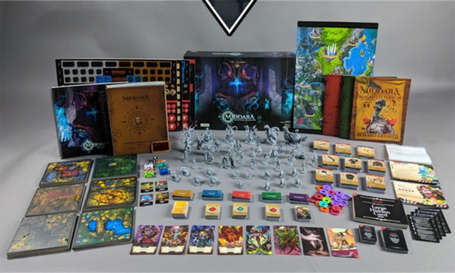 Zdjęcie pochodzi z kampanii gry w serwisie Kickstarter.