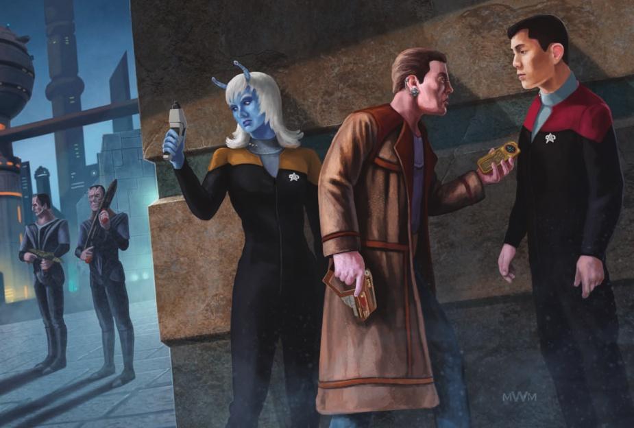 W Star Trek gramy D-O-B-R-Y-M-I, tak, to nie pomyłka!