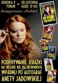 Aneta Jadowska w Toruniu