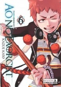Ao No Exorcist #6