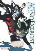 Ao No Exorcist #8