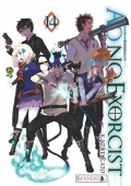 Ao no Exorcist #14
