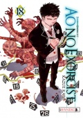 Ao no Exorcist #18
