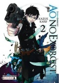 Ao no Exorcist #2