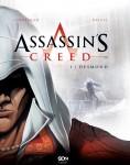 Assassin's Creed #01: Desmond (oprawa twarda)