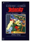 Asteriks #02: Złoty sierp (twarda oprawa)