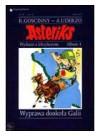 Asteriks #04: Wyprawa Asteriksa dookoła Galii (twarda oprawa)