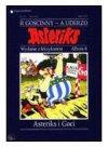 Asteriks #08: Asteriks i Goci (wydanie granatowe)