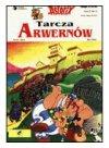 Asteriks #11: Tarcza Arwernów (wydanie białe)