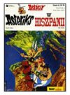 Asteriks #15: Asteriks w Hiszpanii (wydanie białe)
