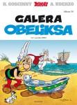 Asteriks #30: Galera Obeliksa (wydanie białe-reedycja)