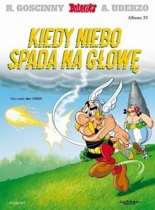Asteriks #33: Kiedy niebo spada na głowę