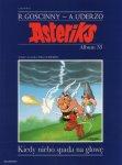 Asteriks #33: Kiedy niebo spada na głowę (wydanie granatowe)
