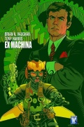 Bedzie film na podstawie komiksu Ex Machina