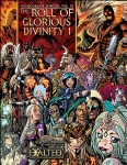 Books of Sorcery, Vol.4: The Roll of Glorious Divinity 1