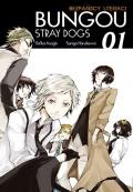 Bungou Stray Dogs. Bezpańscy Literaci #01