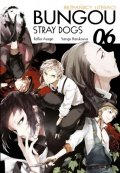 Bungou Stray Dogs. Bezpańscy Literaci #06