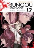 Bungou Stray Dogs. Bezpańscy Literaci #12