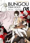 Bungou Stray Dogs. Bezpańscy literaci #8