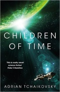 Children of Time Tchaikovsky'ego nagrodzone Arthur C. Clarke Award