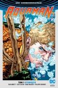 DC Odrodzenie. Aquaman (wyd. zbiorcze) #1: Utonięcie (ed. Empik)