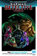 DC Odrodzenie. Batman. Detective Comics (wyd. zbiorcze) #1: Powstanie Batmanów