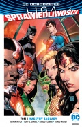DC Odrodzenie. Liga Sprawiedliwości (wydanie zbiorcze) #1: Maszyny zagłady