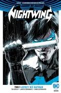 DC Odrodzenie. Nightwing (wydanie zbiorcze) #1: Lepszy niż Batman