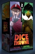 Dice-Throne-Season-Two-Tactician-vs-Hunt